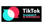 TikTok Summit&Awards 2021. Логотип выставки
