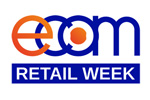 Ecomference Rupost Retail Week 2021. Логотип выставки