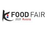 K-FOOD FAIR RUSSIA 2021. Логотип выставки