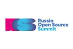 Russia Open Source Summit 2021. Логотип выставки