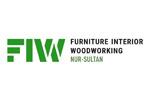 Мебель. Интерьер. Деревообработка - Нур-Султан 2021. Логотип выставки