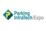Parking Infratech Expo 2021. Логотип выставки