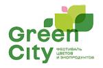 Green City 2021. Логотип выставки
