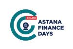 Astana Finance Days 2021. Логотип выставки