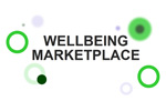 Wellbeing marketplace 2021. Логотип выставки