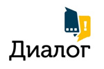 Диалог 2021. Логотип выставки