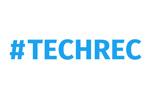 TechRec 2021. Логотип выставки