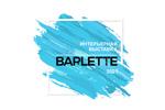 BARLETTE interior EXPO 2021. Логотип выставки