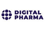 Digital Pharma 2021. Логотип выставки