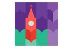 Красная площадь 2021. Логотип выставки