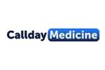Callday.Medicine 2021. Логотип выставки