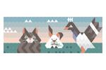 Выставка кошек, кроликов и птицы 2021. Логотип выставки
