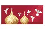 Русь Православная. Медовый Спас 2021. Логотип выставки