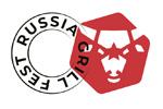 Russian Grill Fest 2021. Логотип выставки