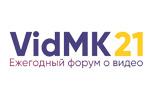 VidMK 2021. Логотип выставки