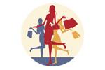 Мода летнего формата. Нужные вещи 2021. Логотип выставки