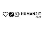 Human2IT 2021. Логотип выставки