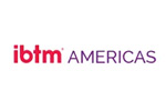 IBTM Americas 2021. Логотип выставки