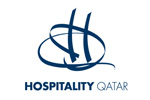 Hospitality Qatar 2021. Логотип выставки