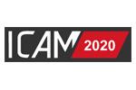 International Conference on Aviation Motors / ICAM 2020. Логотип выставки