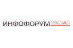 Инфофорум-Ярославль 2021. Логотип выставки