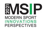 Современный спорт. Инновации и перспективы 2021. Логотип выставки