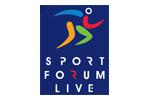 Sport Forum Live 2021. Логотип выставки