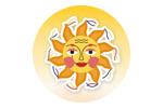 Масленица в Евразии 2021. Логотип выставки