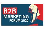 B2B MARKETING FORUM 2021. Логотип выставки