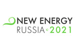 W2E Russia 2021. Логотип выставки