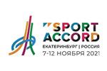 SportAccord 2021. Логотип выставки