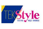 ТекSTYLE. Текстиль. Мода. HandMade 2021. Логотип выставки
