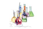 Фармацевтический бизнес в России 2021. Логотип выставки
