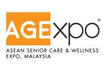 ASEAN Senior Care and Wellness Expo / AGEXPO 2021. Логотип выставки