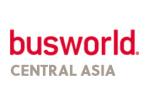 Busworld Central Asia 2021. Логотип выставки