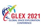 Global Space Exploration Conference / GLEX 2021. Логотип выставки
