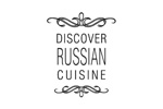 Discover Russian Cuisine 2021. Логотип выставки