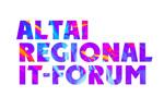 Алтайский ИТ Форум 2021. Логотип выставки