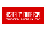 Hospitality Online Expo 2021. Логотип выставки
