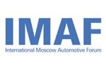 Московский международный форум автомобилестроения / IMAF 2021. Логотип выставки
