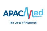 APACMed Virtual Forum 2020. Логотип выставки