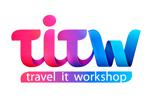 Travel IT WorkShop / TITW 2021. Логотип выставки