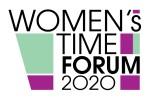 WOMEN'S TIME FORUM 2019. Логотип выставки