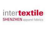 Intertextile Shenzhen Apparel Fabrics 2021. Логотип выставки
