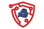 Национальная безопасность. Беларусь 2022. Логотип выставки