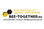 BEE-TOGETHER.ru 2020. Логотип выставки