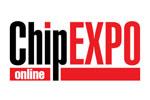 ChipEXPO online 2021. Логотип выставки