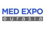 Med Expo Eurasia 2019. Логотип выставки
