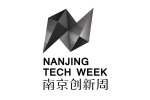 Nanjing Tech Week 2021. Логотип выставки