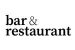 BAR & RESTAURANT 2020. Логотип выставки
